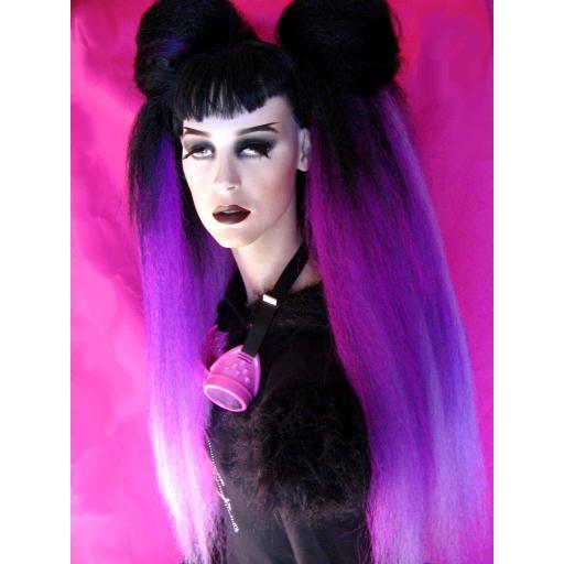 Transition Warlocks in Black,UV Purple and Lilac