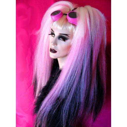 Transition Warlocks White,Pink and Black