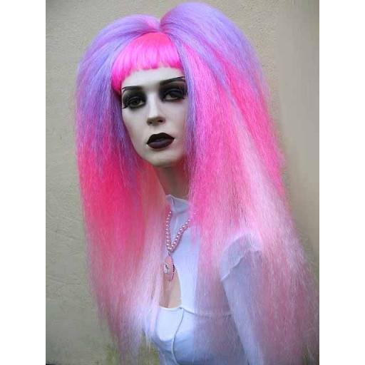 Transition Warlock Hair Falls Lilac H Pink B Pink